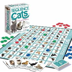 Sequence - Cat Game Animals
