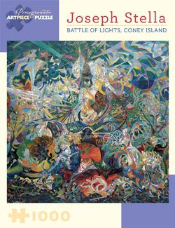 Battle of Lights, Coney Island New York Jigsaw Puzzle
