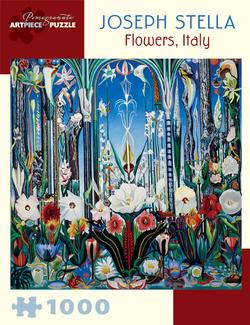 Flowers, Italy Italy Jigsaw Puzzle