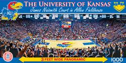 University of Kansas Sports Panoramic