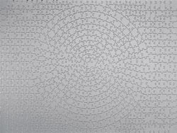 Krypt - Silver Monochromatic Impossible Puzzle