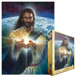 Light of the World Religious Jigsaw Puzzle