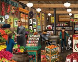 Local Market Jigsaw Puzzle