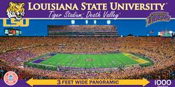 Louisiana State University Sports Panoramic Puzzle