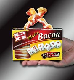 Makin' Bacon Dice Game