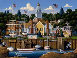 Marblehead Military / Warfare Jigsaw Puzzle