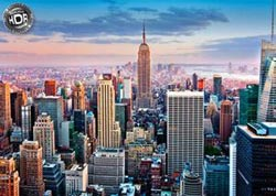 Midtown Manhattan, NY Cities Jigsaw Puzzle