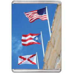 Flags of Puerto Rico Flags Miniature Puzzle