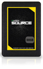 Mushkin SOURCE 500GB 3D Vertical TLC SATA SSD