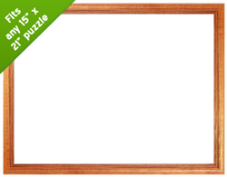 15 x 21 Wood Frame - Natural Accessory
