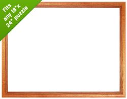 18 x 24 Wood Frame - Natural