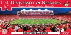 University of Nebraska Father's Day Panoramic Puzzle