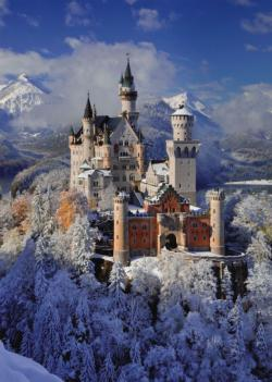 Castle of Neuschwanstein - Scratch and Dent Germany Jigsaw Puzzle