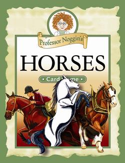 Professor Noggin's Horses Animals