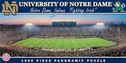 University of Notre Dame Sports Panoramic Puzzle