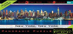 New York, New York Cities Jigsaw Puzzle