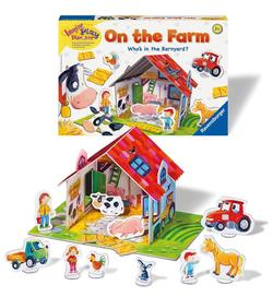 On the Farm Farm Toy