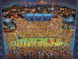 Oregon State Beavers Sports Jigsaw Puzzle