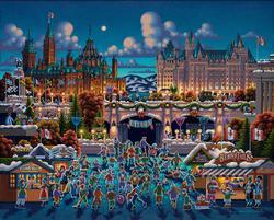 Ottawa Ireland Jigsaw Puzzle
