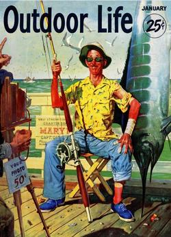 Catch of a Lifetime (Outdoor Life) Americana & Folk Art Jigsaw Puzzle