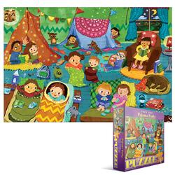 Pajama Party (Party Time!) Cartoons Children's Puzzles