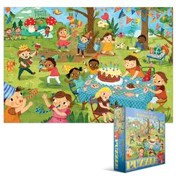 Birthday Party (Party Time!) Cartoons Children's Puzzles