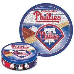 Official MLB Philadelphia Phillies - Tin Sports New Product - Old Stock