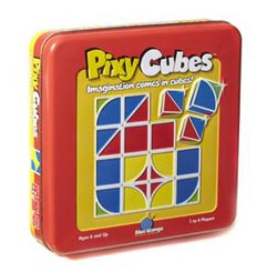 Pixy Cube Game