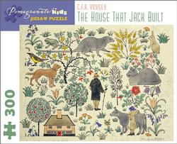 The House that Jack Built Nature Children's Puzzles