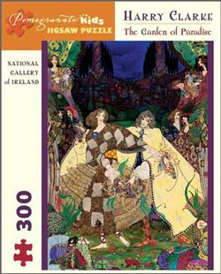 The Garden of Paradise Ireland Children's Puzzles