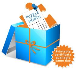 Puzzle of the Month Club