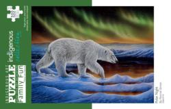Polar Night Native American Jigsaw Puzzle
