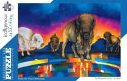 From the Four Directions Wildlife Jigsaw Puzzle