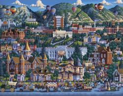 Provo United States Jigsaw Puzzle