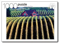 Row Upon Row Photography Jigsaw Puzzle