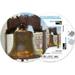 Liberty Bell Landmarks Shaped
