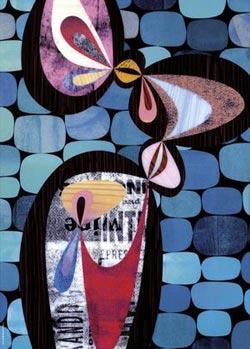 Allarga Contemporary & Modern Art Jigsaw Puzzle