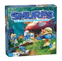 Smurfs: The Lost Village Board Game