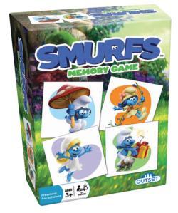 Smurfs: Memory Game