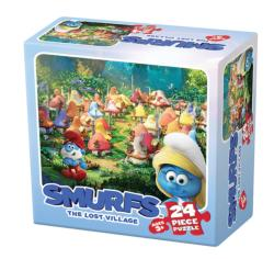 Smurfs: The Lost Village 2 Movies / Books / TV Children's Puzzles