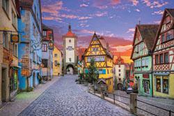 Rottenburg Germany Europe Jigsaw Puzzle