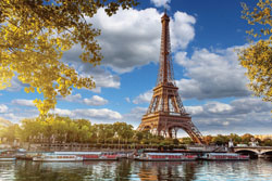 Eiffel Tower Europe Jigsaw Puzzle