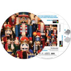 The Nutcracker Christmas Round Jigsaw Puzzle