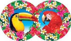 Sam and Polly Birds Shaped