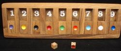Shut the Box #1-9 (Small)