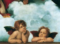 Sistine Madonna - Scratch and Dent Fine Art Jigsaw Puzzle