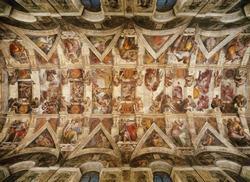 The Sistine Chapel Renaissance Jigsaw Puzzle