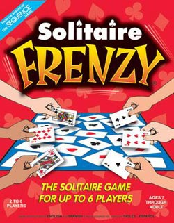 Solitaire Frenzy Card Game
