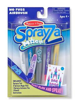 Sprayza - Magic Arts and Crafts