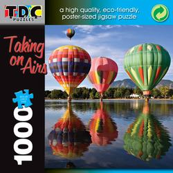 Taking On Airs Balloons Jigsaw Puzzle